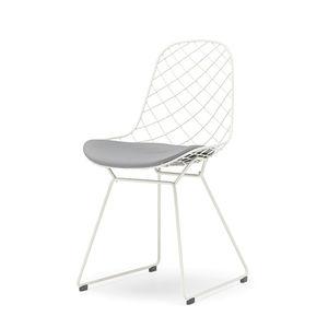 moderner Stuhl / Aluminium / Außenbereich / von Patrick Norguet