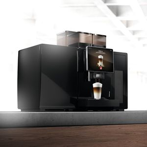 Espresso Kaffeemaschine / kombiniert / Profi / vollautomatisch