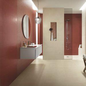 Fliesen für Badezimmer / für Küchen / Wand / Keramik