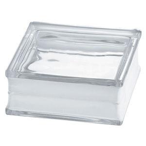 Glas-Pflasterstein