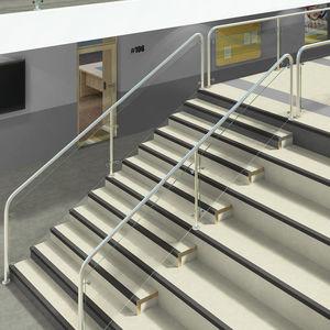 Bodenbelag für Stufen / Vinyl / Innenbereich / hochbelastbar
