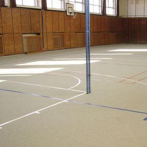 Linoleum-Sportboden