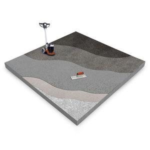 Betonboden / für Tertiärsektor / glatt / poliert