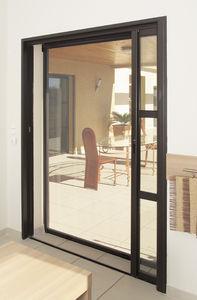 Schiebe-Insektenschutz / für Fenstertür