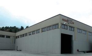 Stahlbetonmauer / Fertigbau / Fundament