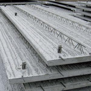 Verlorene Deckenschalung / Stahlbeton