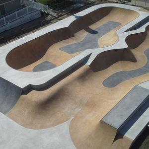 Skatepark Bowl / Beton