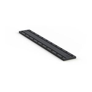 Gummi-Dehnungsfuge / Stahl / Elastomer / für Straßen