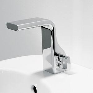 Einhebelmischer für Bidet / verchromtes Metall / Messing / Badezimmer