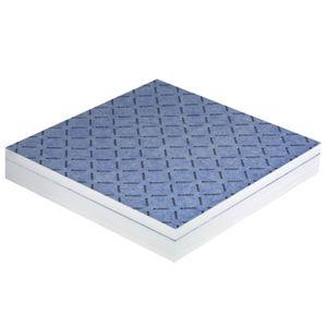 quadratische Duschwanne