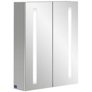 wandmontierter Badezimmer-Schrank