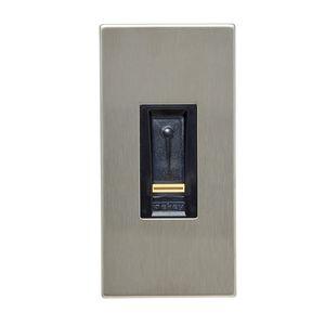 Fingerabdruckscanner für Zugangskontrolle / Bluetooth / zum Einsatz im Außenbereich / autonom