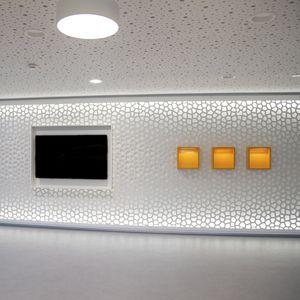 MDF-Dekorplatte
