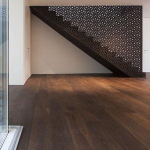 Holzgeländer / Platten / Innenraum / für Treppen
