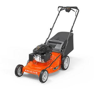 handgeführter Rasenmäher / Benzin / Pick-up-Presse / mit Eigenantrieb