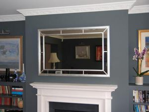 Spiegel mit integriertem Fernsehbildschirm - alle Hersteller ...
