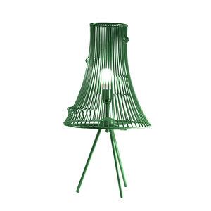 Tischlampe / modern / lackiertes Metall / Innenraum
