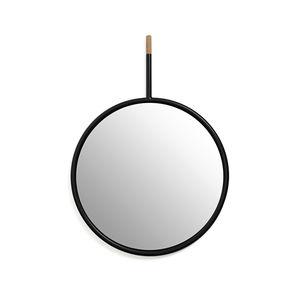 wandmontierter Spiegel / Stand / Wohnzimmer / Schlafzimmer