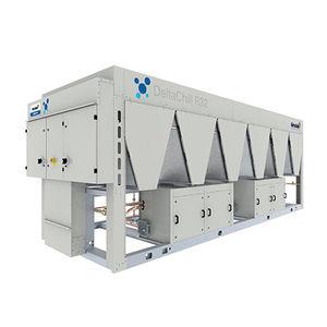 Luftkondensationskühler / bodenstehend / kompakt / Free-Cooling