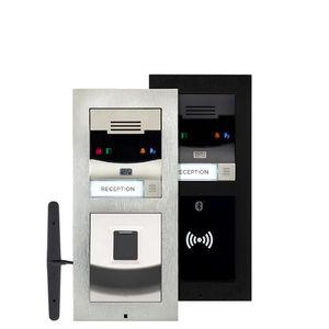 unzerstörbare Außenstation / mit Kamera / mit Proximity-Leser / modular