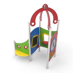 Spielplatzgerät für Spielplätze / für öffentliche Räume / für öffentliche Einrichtungen / für Kindergarten