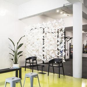 Raumteiler für Restaurants / für Büro / Contract / für öffentliche Bereiche