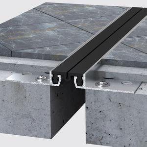 Aluminium-Dehnungsfuge / für Böden / für Fliesen / für Fußgänger