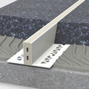 PVC-Dehnungsfuge