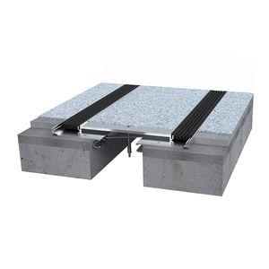 TPE-Dehnungsfuge / Aluminium / Edelstahl / für Böden