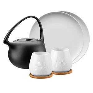 Porzellan-Teeservice / Privatgebrauch / Objektmöbel