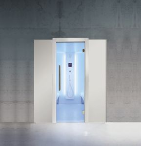 Türkischer Dampfbad / mit integrierter Dusche