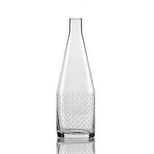 Kristallflasche