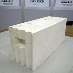 Zementfein-Mauerblock