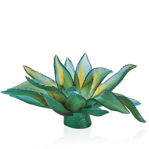 Kristall-Tischdekoration / modern