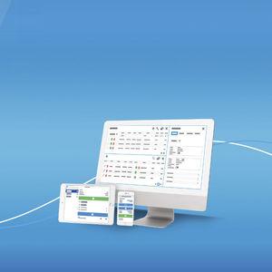 Fernüberwachungssystem für Photovoltaikanlage / Akku