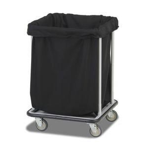 Wäschewagen / für Hotels / Stahl