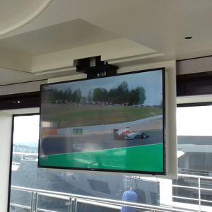 TV Deckenhalterung / motorisiert, für Deckenmontage