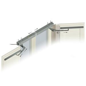 Stellantrieb mit Doppelrückschlag / für Sonnenschutz / für Fenster-Klappläden
