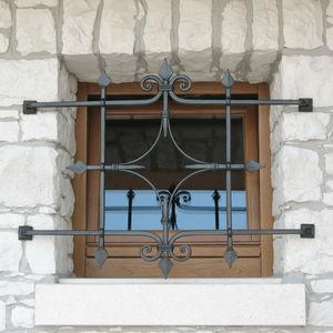 festinstalliertes Sicherheitsgitter / für Fenster