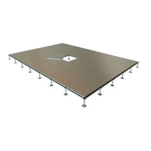 Doppelboden-Unterkonstruktion / Stahl