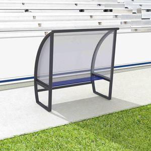 Metall-Textil-Überdachung für öffentliche Plätze / für Sportplätze