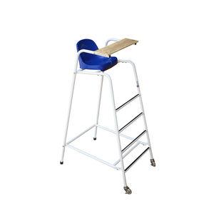 Schiedsrichter-Stuhl / verzinkter Stahl