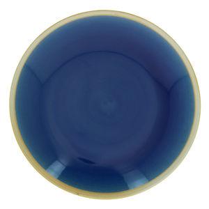 Flache-Teller / Dessert / rund / Porzellan