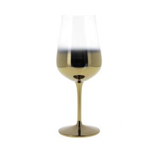 Glas mit Stiel / Wein / Objektmöbel / Privatgebrauch