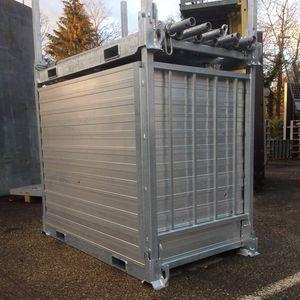 Baucontainer für industrielle Nutzung / für Lagerung / für Baustellen / Modul