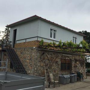 Fertigbauhaus / Modul / Bungalow-Stil / modern