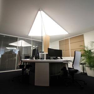 Aufbauleuchte / Einbau / LED / linear