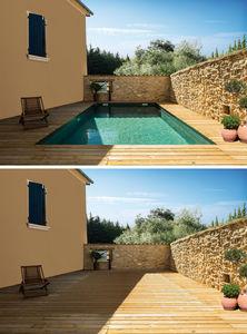 Verstellbarer Boden / für Pool