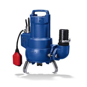 Wasserpumpe / Gusseisen / Tauch / transportierbar