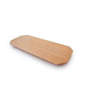 Holz-Serviertablett / Melamin / für Hotels / für Restaurants